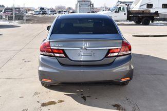 2013 Honda Civic LX Ogden, UT 4