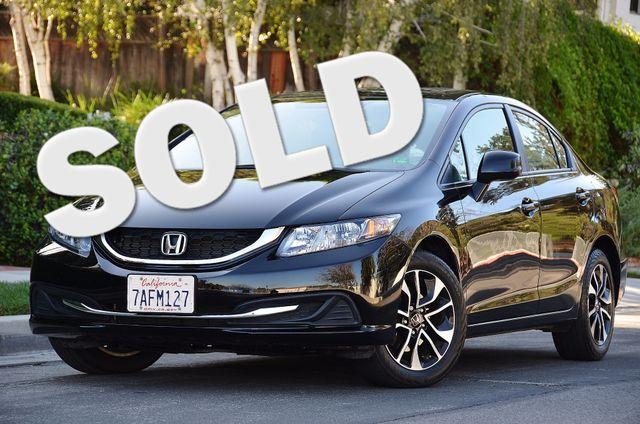 2013 Honda Civic EX Reseda, CA 0