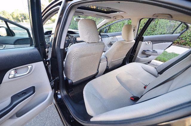 2013 Honda Civic EX Reseda, CA 16