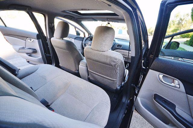 2013 Honda Civic EX Reseda, CA 19