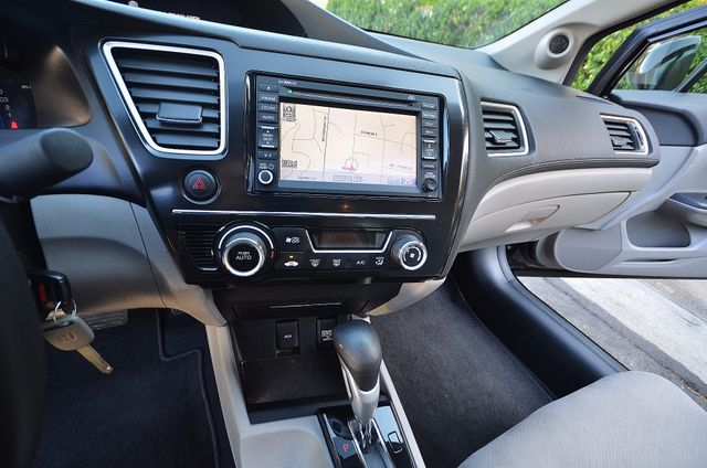 2013 Honda Civic EX Reseda, CA 3