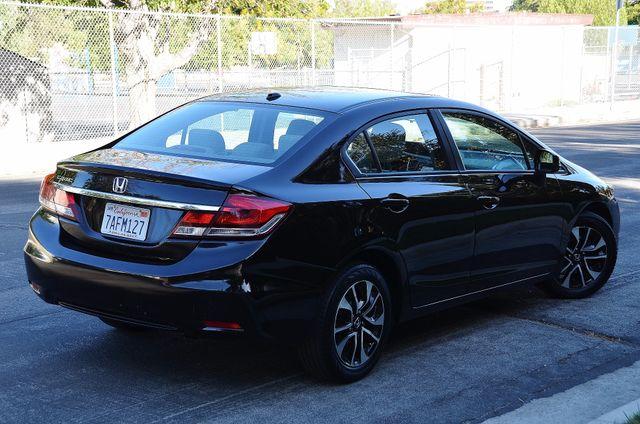 2013 Honda Civic EX Reseda, CA 9