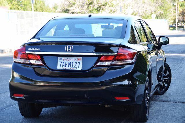 2013 Honda Civic EX Reseda, CA 11