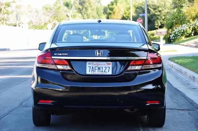 2013 Honda Civic EX Reseda, CA 13