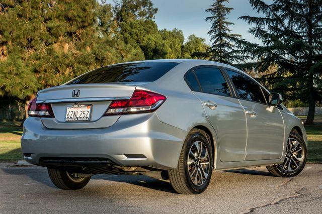 2013 Honda Civic EX - AUTO - 61K MILES - SUNROOF Reseda, CA 8
