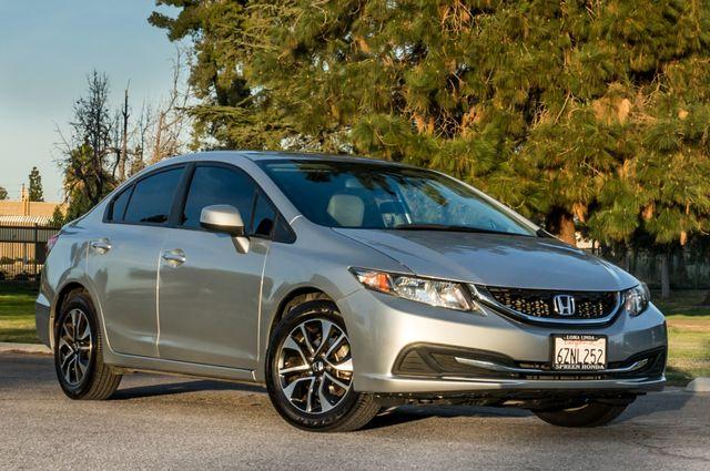 2013 Honda Civic EX - AUTO - 61K MILES - SUNROOF Reseda, CA 3