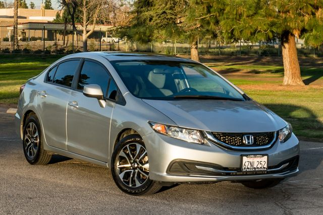 2013 Honda Civic EX - AUTO - 61K MILES - SUNROOF Reseda, CA 44