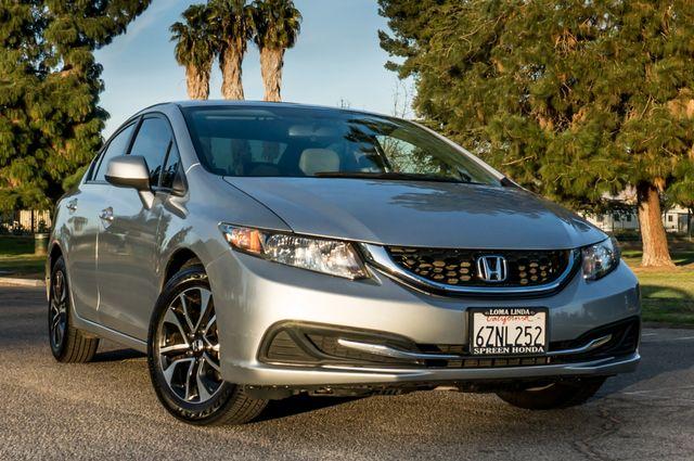 2013 Honda Civic EX - AUTO - 61K MILES - SUNROOF Reseda, CA 43