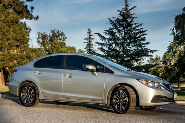 2013 Honda Civic EX - AUTO - 61K MILES - SUNROOF Reseda, CA 45