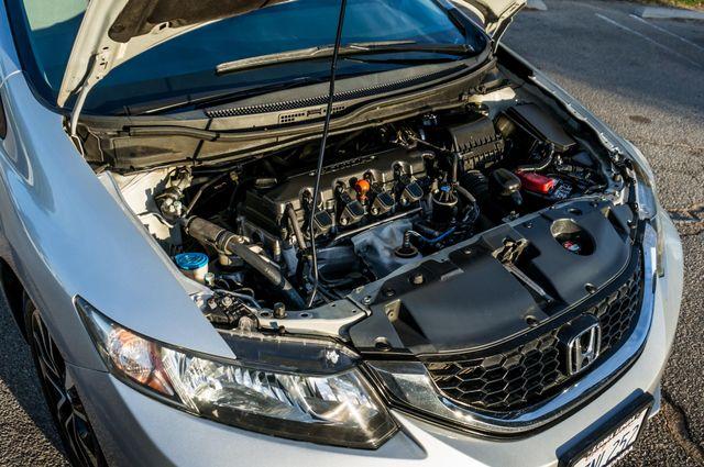 2013 Honda Civic EX - AUTO - 61K MILES - SUNROOF Reseda, CA 37
