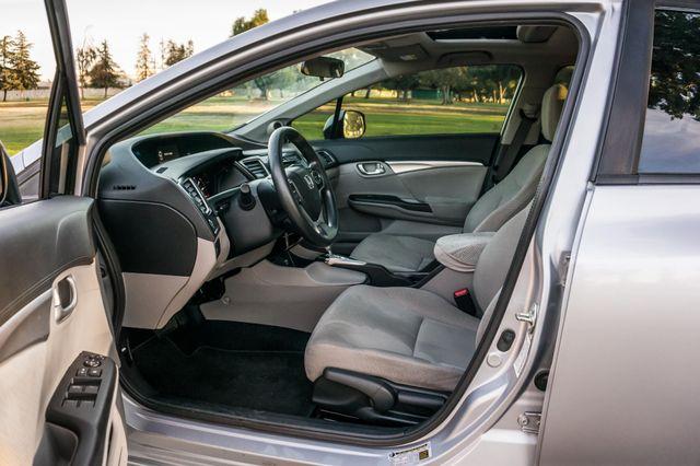 2013 Honda Civic EX - AUTO - 61K MILES - SUNROOF Reseda, CA 11