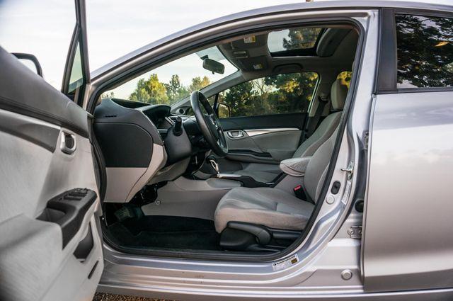 2013 Honda Civic EX - AUTO - 61K MILES - SUNROOF Reseda, CA 33
