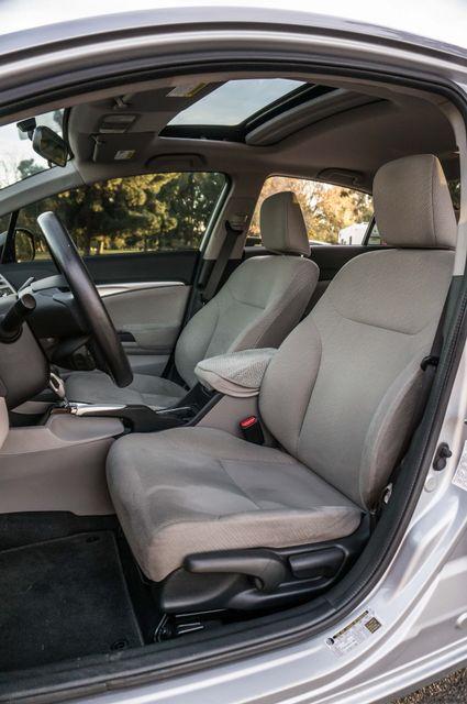 2013 Honda Civic EX - AUTO - 61K MILES - SUNROOF Reseda, CA 27