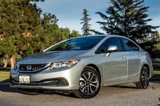 2013 Honda Civic EX - AUTO - 61K MILES - SUNROOF Reseda, CA 1