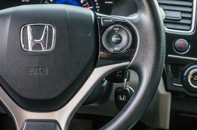 2013 Honda Civic EX - AUTO - 61K MILES - SUNROOF Reseda, CA 19