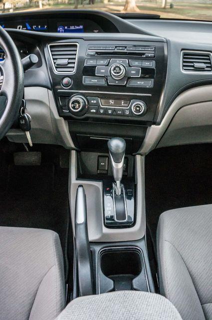2013 Honda Civic EX - AUTO - 61K MILES - SUNROOF Reseda, CA 21