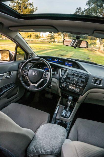 2013 Honda Civic EX - AUTO - 61K MILES - SUNROOF Reseda, CA 34