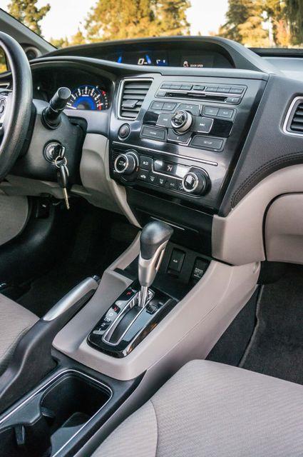 2013 Honda Civic EX - AUTO - 61K MILES - SUNROOF Reseda, CA 20