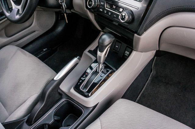 2013 Honda Civic EX - AUTO - 61K MILES - SUNROOF Reseda, CA 25