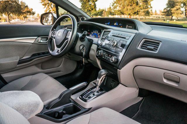 2013 Honda Civic EX - AUTO - 61K MILES - SUNROOF Reseda, CA 31