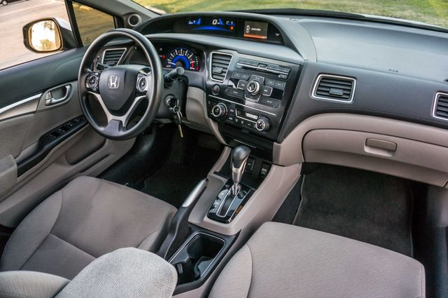2013 Honda Civic EX - AUTO - 61K MILES - SUNROOF Reseda, CA 32
