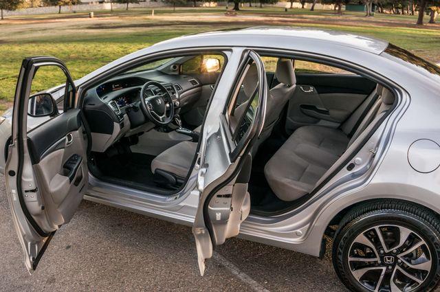 2013 Honda Civic EX - AUTO - 61K MILES - SUNROOF Reseda, CA 39