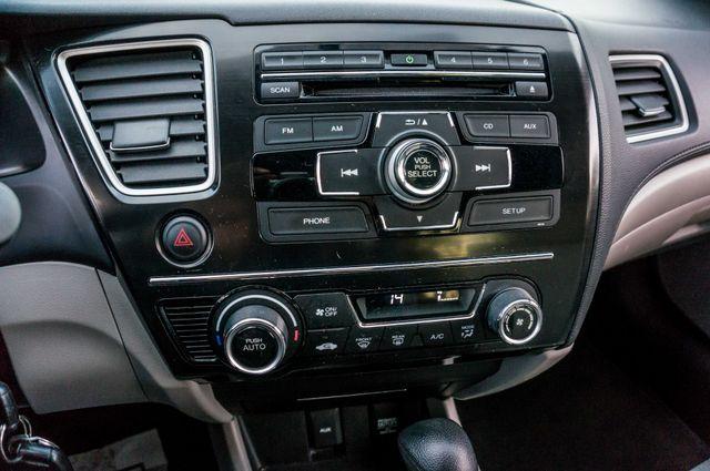 2013 Honda Civic EX - AUTO - 61K MILES - SUNROOF Reseda, CA 23