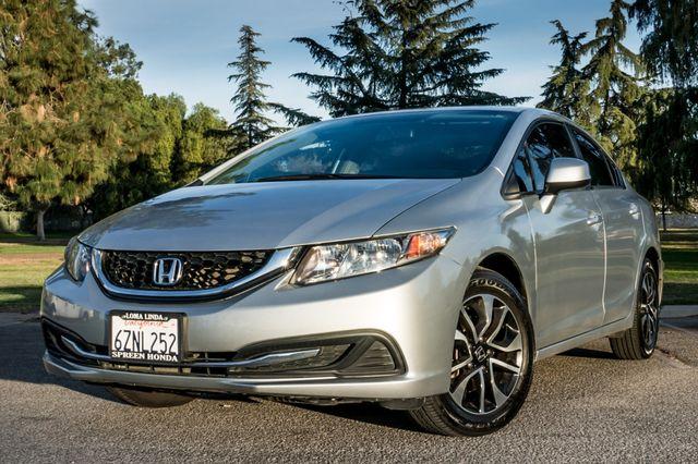 2013 Honda Civic EX - AUTO - 61K MILES - SUNROOF Reseda, CA 40