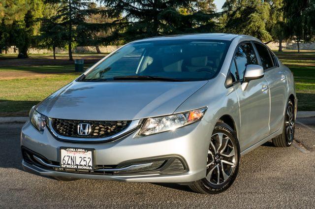 2013 Honda Civic EX - AUTO - 61K MILES - SUNROOF Reseda, CA 41