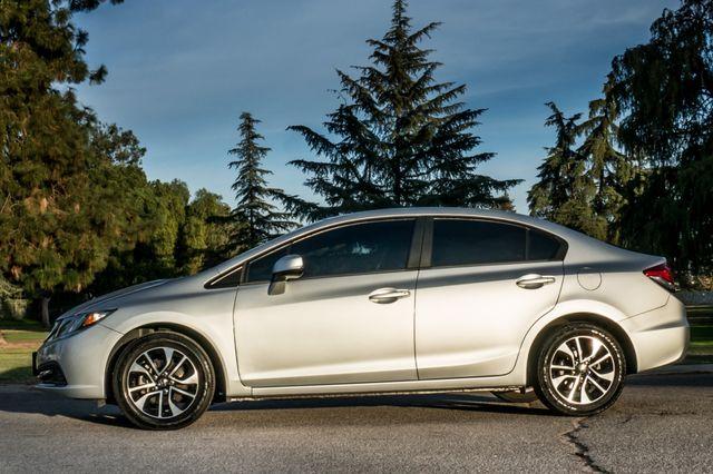 2013 Honda Civic EX - AUTO - 61K MILES - SUNROOF Reseda, CA 4