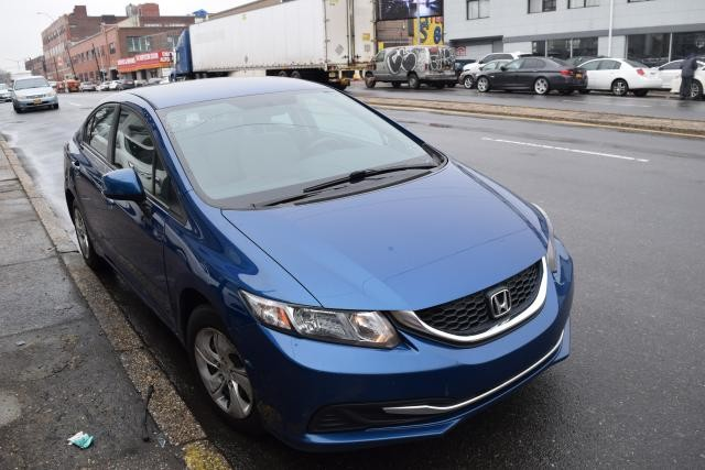 2013 Honda Civic LX Richmond Hill, New York 1