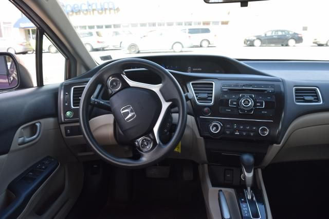 2013 Honda Civic LX Richmond Hill, New York 7
