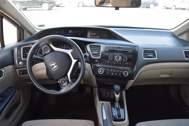 2013 Honda Civic LX Richmond Hill, New York 8