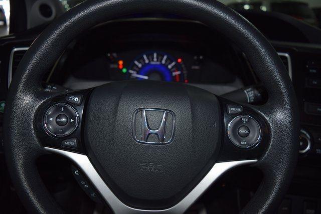 2013 Honda Civic LX Richmond Hill, New York 26