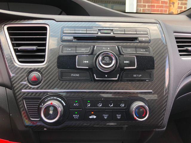 2013 Honda Civic Si Sterling, Virginia 22