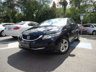2013 Honda Civic LX Tampa, Florida 4