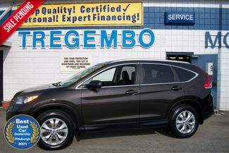 2013 Honda CR-V AWD EX-L Bentleyville, Pennsylvania