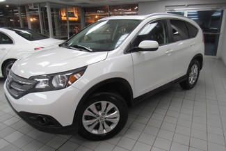 2013 Honda CR-V EX-L W/ BACK UP CAM Chicago, Illinois 3