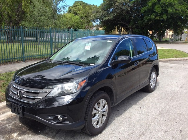 2013 Honda CR-V EX Come and visit us at oceanautosalescom for our expanded inventoryThis offer e
