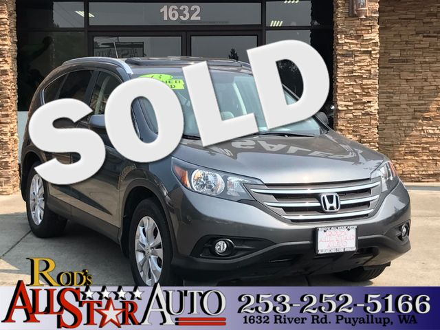2013 Honda CR-V EX-L The CARFAX Buy Back Guarantee that comes with this vehicle means that you can
