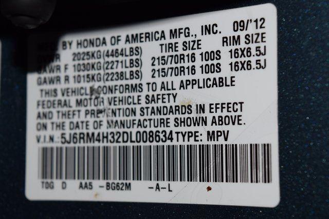 2013 Honda CR-V LX Richmond Hill, New York 31