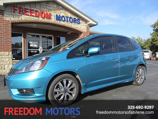 2013 Honda Fit Sport in Abilene Texas