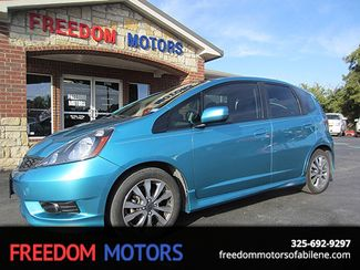 2013 Honda Fit Sport | Abilene, Texas | Freedom Motors  in Abilene,Tx Texas