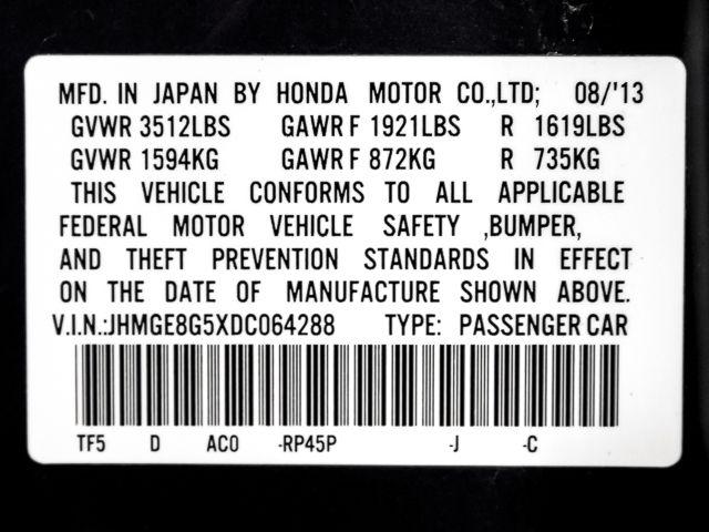 2013 Honda Fit Sport Burbank, CA 23