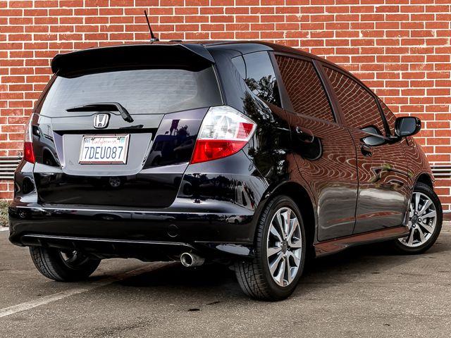 2013 Honda Fit Sport Burbank, CA 6