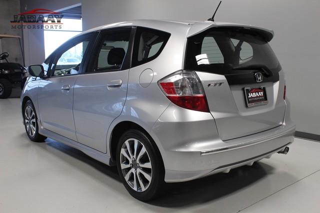 2013 Honda Fit Sport Merrillville, Indiana 2