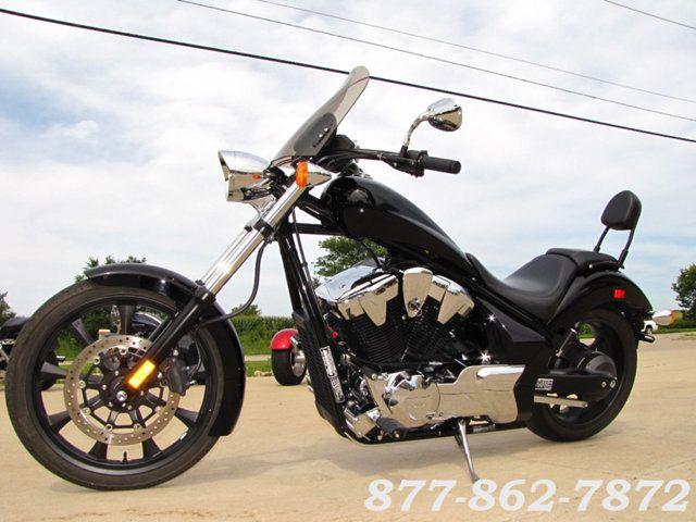 2013 Honda FURY VT13CDX FURY VT13CDX McHenry, Illinois 4