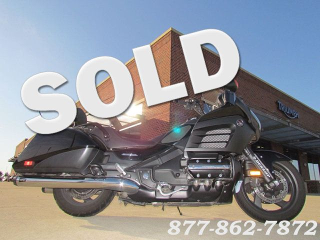 2013 Honda GOLD WING F6B DELUXE GL1800BDD GOLD WING F6B DELUXE Chicago, Illinois 0
