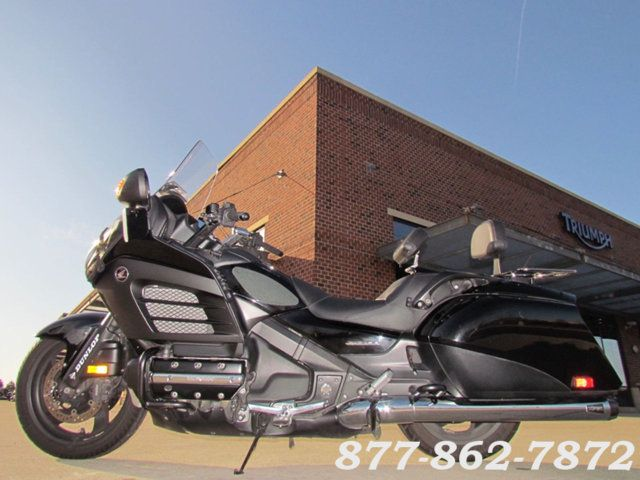 2013 Honda GOLD WING F6B DELUXE GL1800BDD GOLD WING F6B DELUXE McHenry, Illinois 1