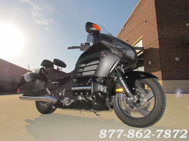 2013 Honda GOLD WING F6B DELUXE GL1800BDD GOLD WING F6B DELUXE McHenry, Illinois 2